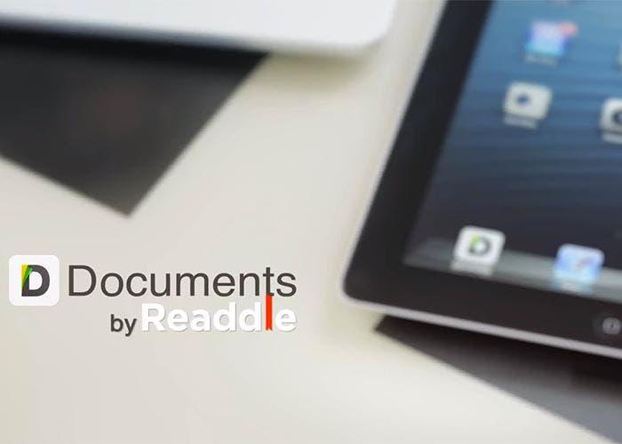 Actualización de Documents by Readdle