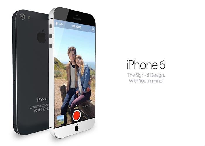 Imagen del supuesto iPhone 6