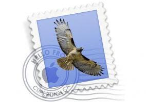 Icono de Mail en OS X