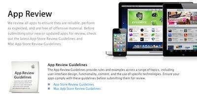 Apple App Review