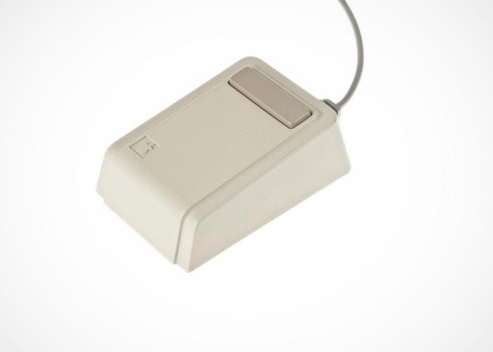 Ratón del Apple Lisa