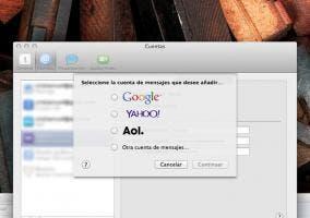 Captura de Mensajes para OS X
