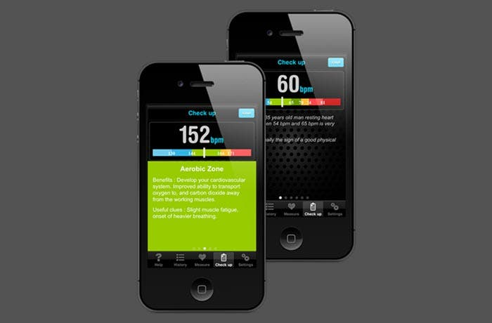 Aplicación Heart Beat Rate