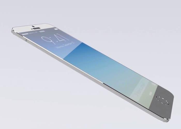 Render concepto iPhone 6