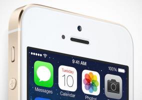 Facetime HD iPhone 5s