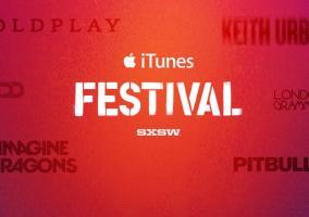 Portada de iTunes Festival 2014