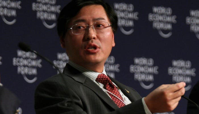 CEO de Lenovo