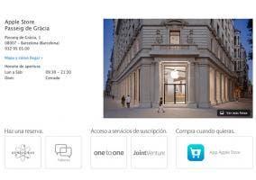 Imagen de la sección Retail de Apple