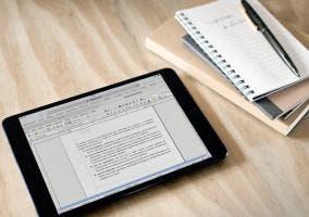 rollApp OpenOffice iPad