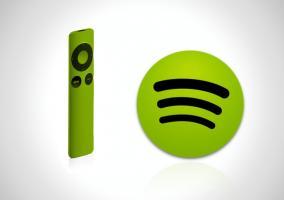 Apple Remote y Spotify