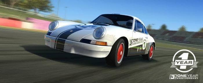 Aniversario Real Racing 3