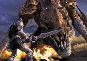 captura Infinity Blade 3 iPad