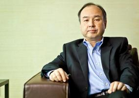 Masayoshi Son, CEO de SoftBank