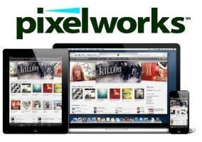 PixelWorks Apple