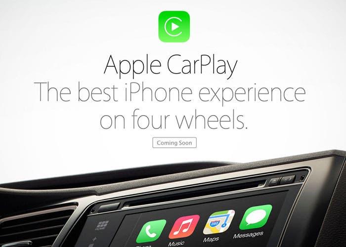 Carplay Coming Soon