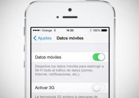 Habilitar red EDGE en iOS 7
