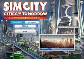 Modo offline SimCity