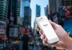 Nueva interfaz Yahoo Search