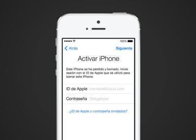 activar iphone itunes