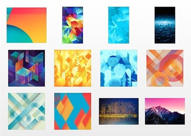 Wallpapers para iPhone
