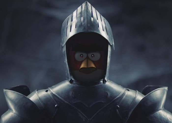 Nueva entrega Angry Birds