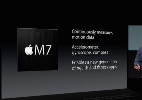 M7 coprocesador