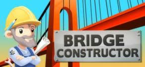 Cabecera de Bridge Constructor en Steam