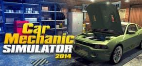 Cabecera de Car Mechanic Simulator 2014 en Steam