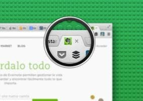 Como exportar pestañas de Chrome a Evernote