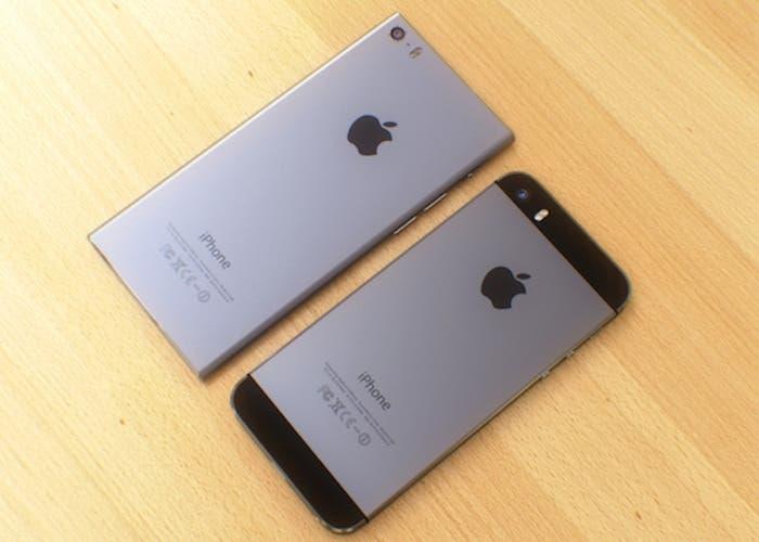 iPhone 6 mockup ipod nano