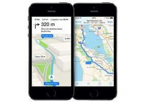 Novedades de Mapas en iOS 8