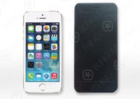 Maqueta del iPhone 6 vista por delante