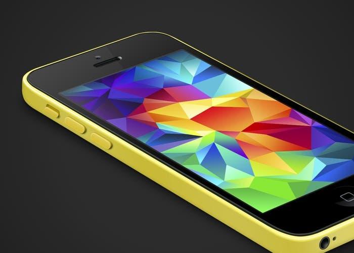 Fondo de pantalla para Galaxy S5