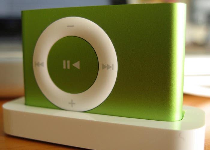 iPod shuffle de 2nd Generación