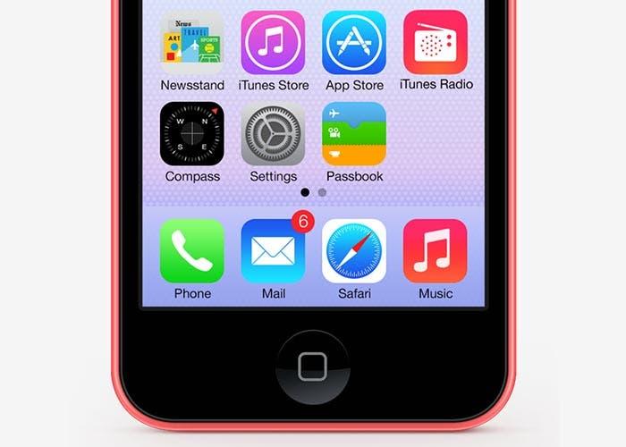 Aplicación de iTunes Radio en iOS 8