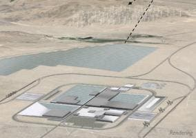 Fábrica de Tesla de baterías