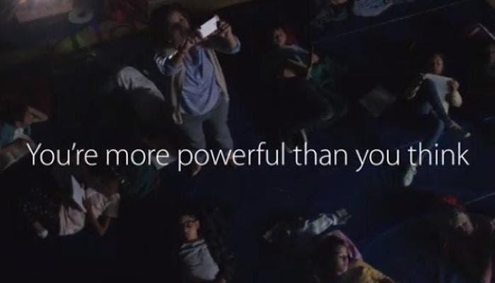iPhone 5s campaña publicitaria