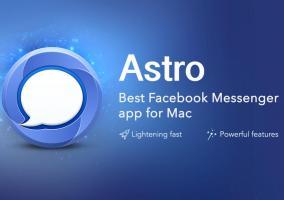 Astro cliente de Facebook para Mac