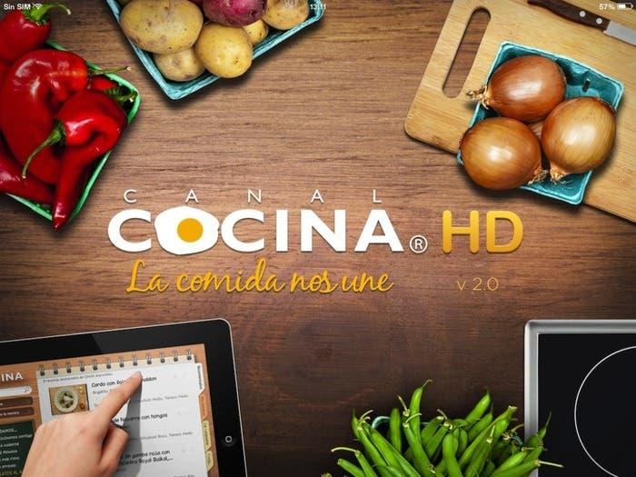 Portada De La App Canal Cocina HD