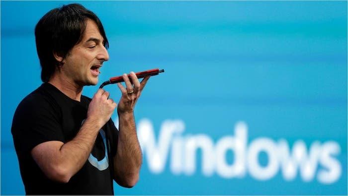 Belfiore presentación Cortana