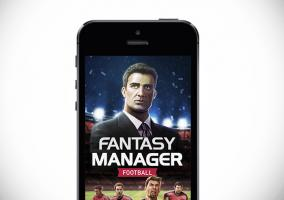 Fantasy Manager Football para iPhone 5s