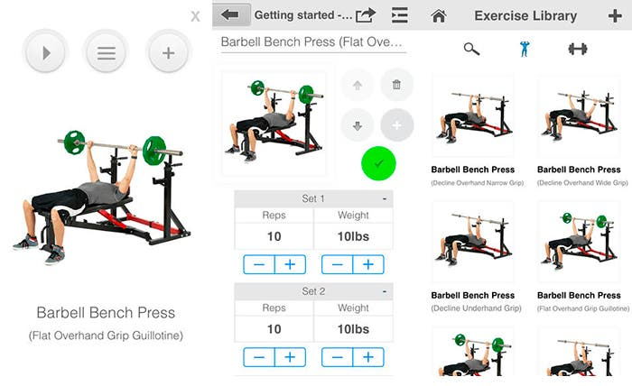 Aplicación Fitness Pro