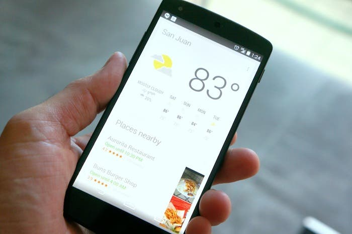 Google Now android