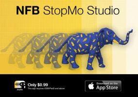StopMo Studio graba con tu iPad