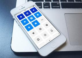 Next control gasto iOS