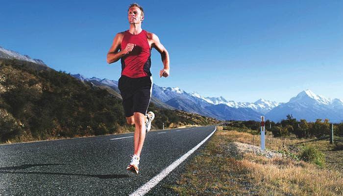 Práctica del running