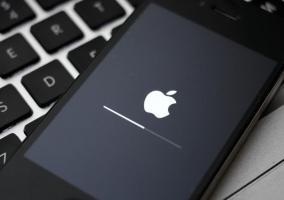 Pantalla restauración en iOS 7