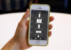 SharpScan un scanner para iOS