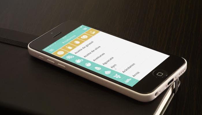 ShopIt iOS lista de la compra