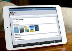 Telegram no oficial en iPad